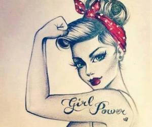 300x250 Girl Power Via Facebook On We Heart It