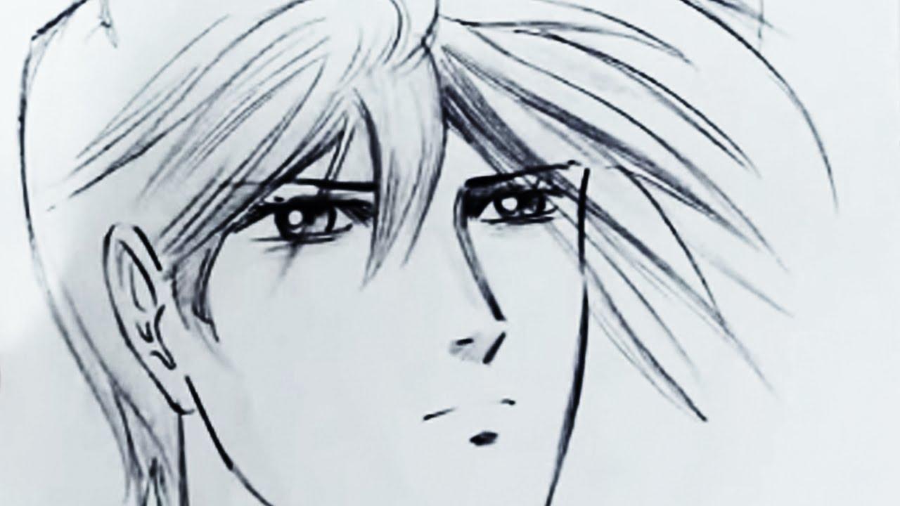 1280x720 Drawing Ideas For Teenage Girls How To Draw A Manga Boy Teenager
