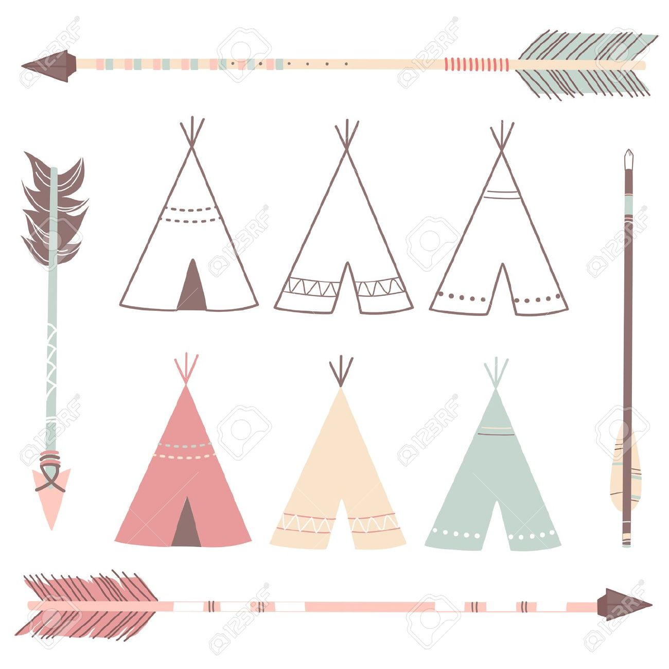 1300x1300 I Kind Of Like The Idea Of A Tiny Teepee Tattoo To Represent
