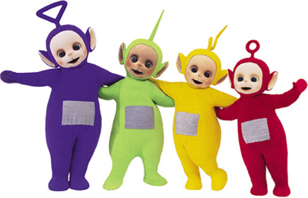 435x280 Hurray For The Teletubbies!