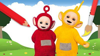 400x225 Teletubbies Make A Picture