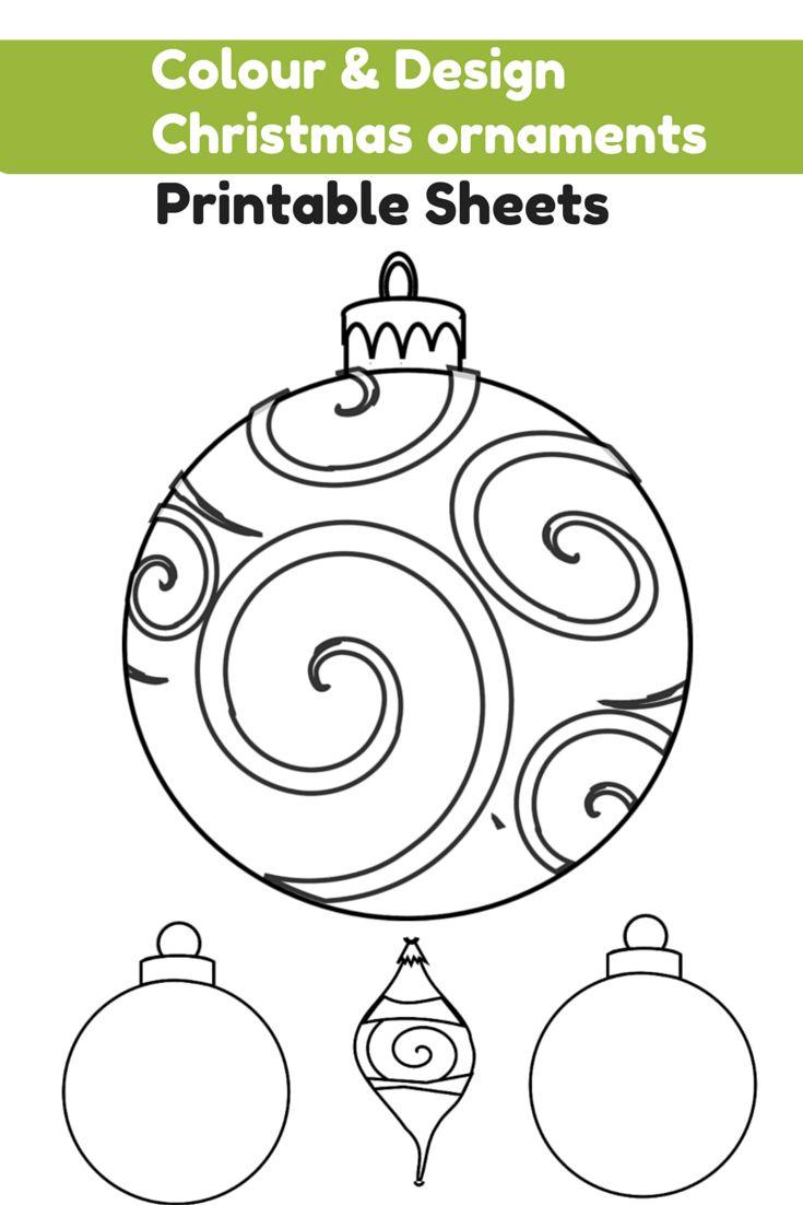 735x1102 909 Best Christmas Printables