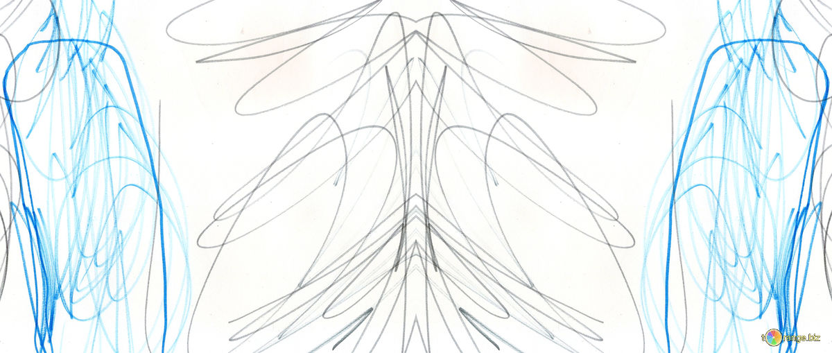 1200x509 Children's Drawings Of Nature Mountain Waterfall. Children Drawing