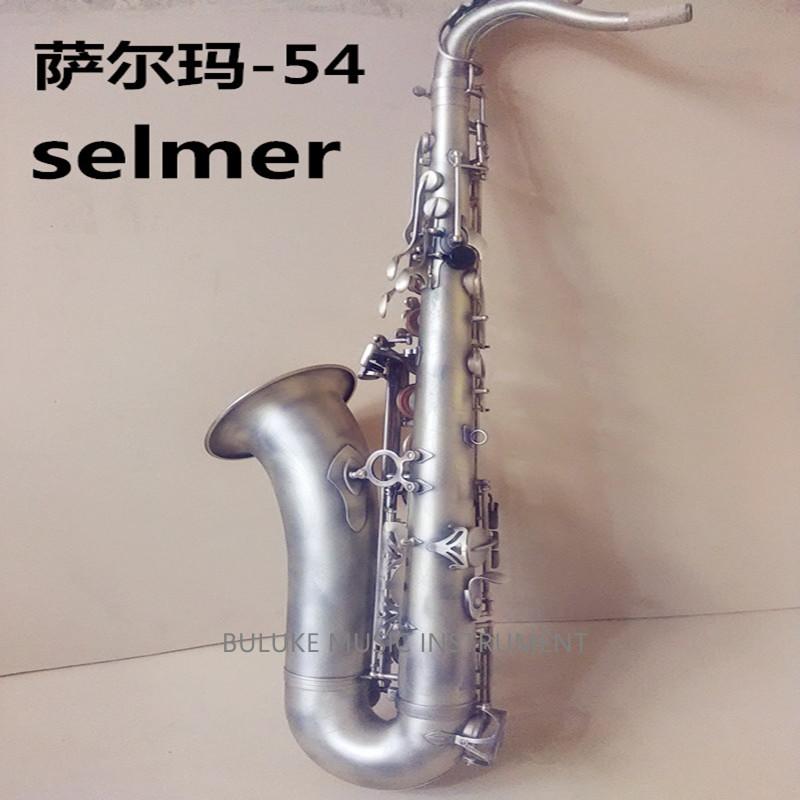 800x800 France Henri Selmer Tenor Saxophone Bb Sax Reference 54 Saxofone