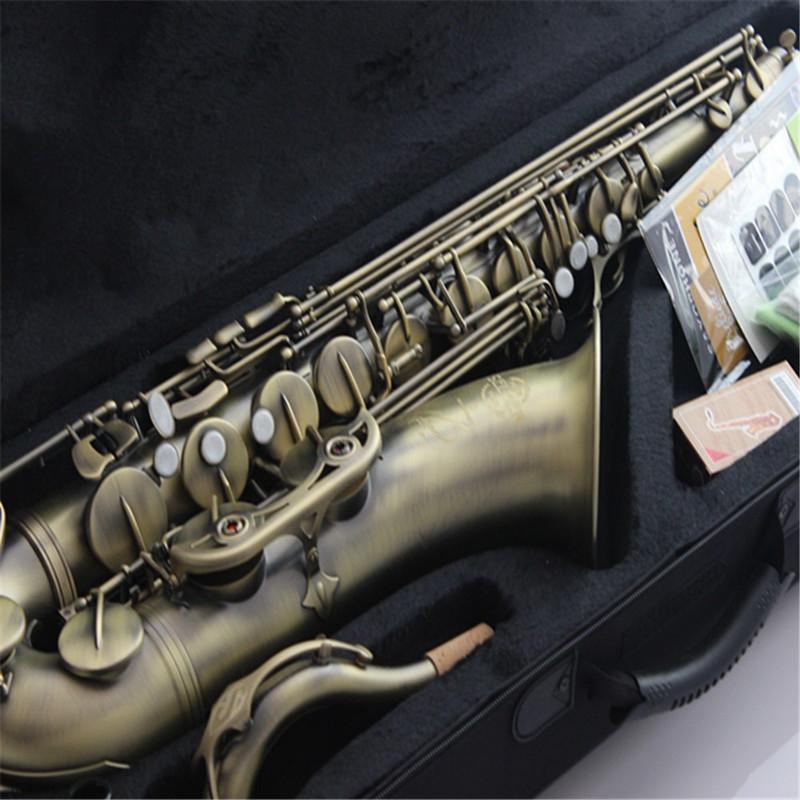 800x800 Free Shipping Selmer Baritonsaxophon Tenor Saxophone Wire Drawing