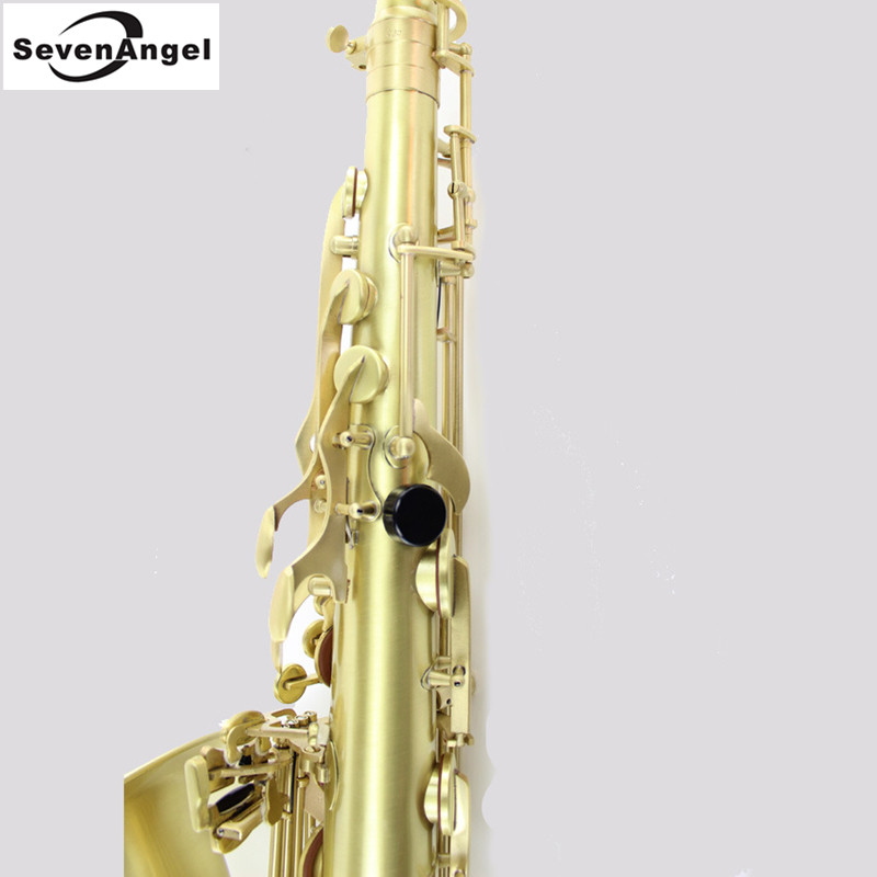 800x800 Tenor Bb Green Wire Drawing Sax Wind Instrument Saxophone Western