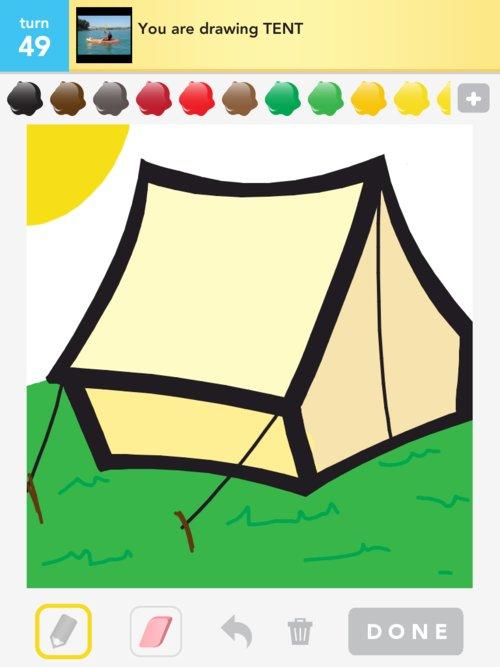 500x667 Tent Drawings