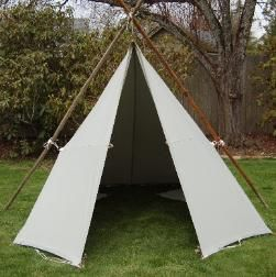 251x252 Basic Drawing And Steps For Making A Canvas Tarp Tent (Want To Use