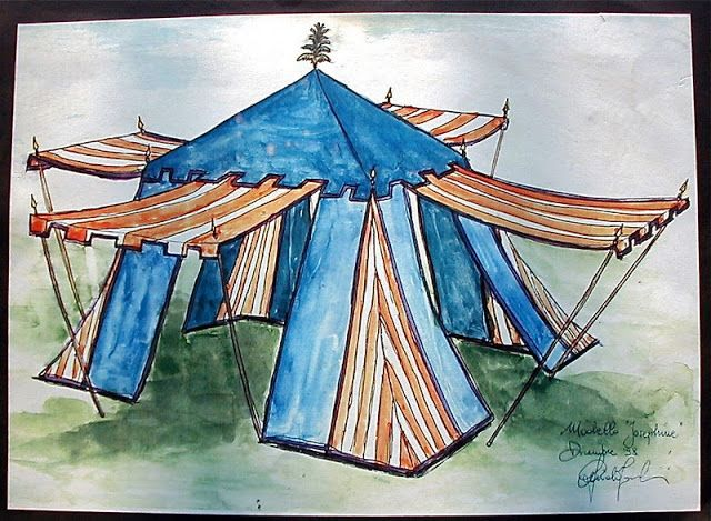 640x469 Tent Drawing Camping Tents And Tent Awning