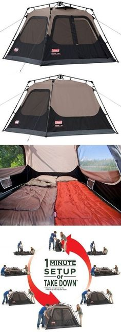 236x647 Tents 179010 6 Person Instant Tent Cabin For Camping Hunting