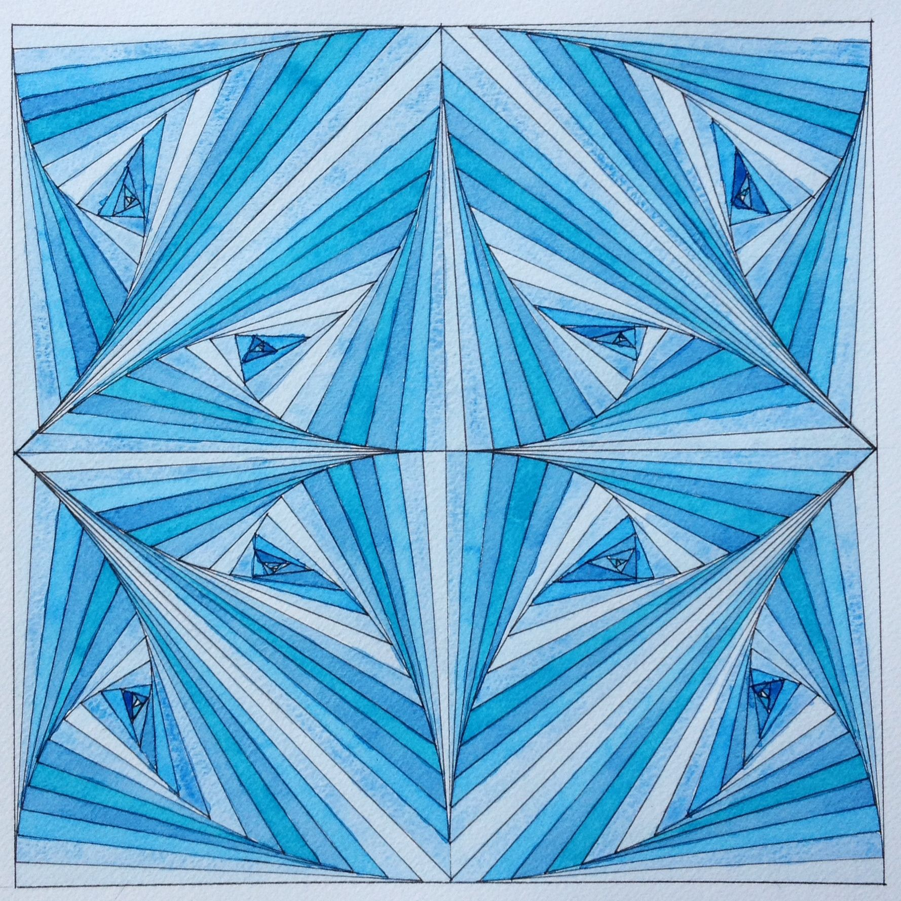 Tessellation Drawing at GetDrawings.com   Free for personal use ...