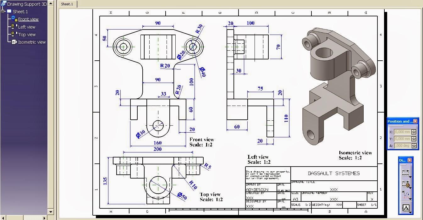 1346x700 Catia V5 Blog Drawing Test