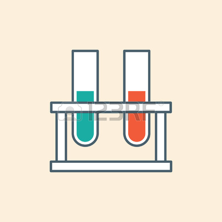 450x450 Test Tube Royalty Free Cliparts, Vectors, And Stock Illustration