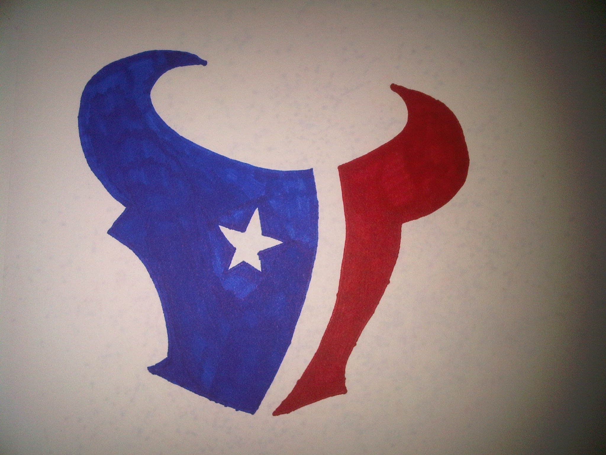 2048x1536 How To Draw The Houston Texans Logo