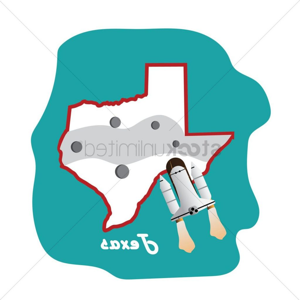 1024x1024 Best 15 Texas State Map With Space Drawing