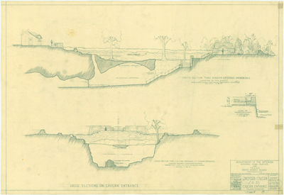 400x275 Civilian Conservation Corps Drawings Of Texas State Parks