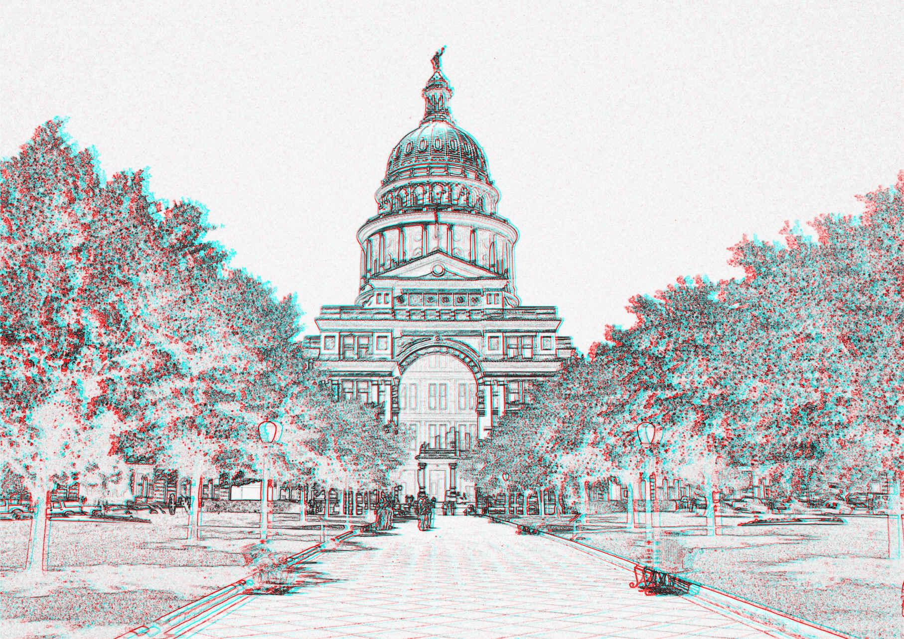 1814x1283 More Texas Theme 3d Photos