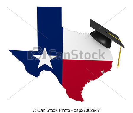 450x380 Texas State College And University Education. Drawing