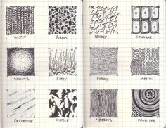 236x182 Drawing Textures Drawing Challenge, Drawings And Illustrations