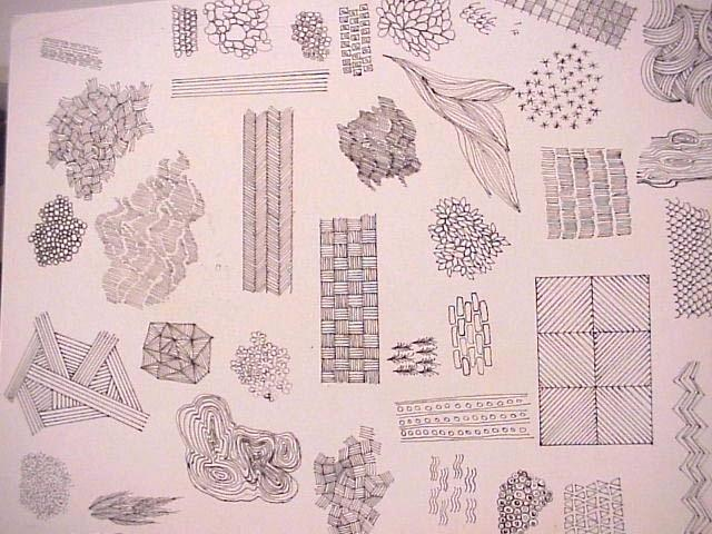 640x480 Texture Drawing Ideas I Prepared A Couple Of Easy Butterfly Pencil
