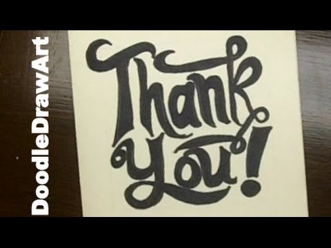 480x360 How To Make A Thank You Card
