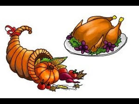 480x360 How To Draw Thanksgiving Things