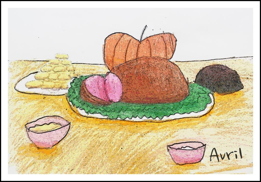 1024x716 Thanksgiving Dinner