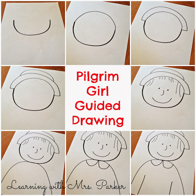 640x640 Guided Drawings Of Pilgrims And Native Americans Teaching