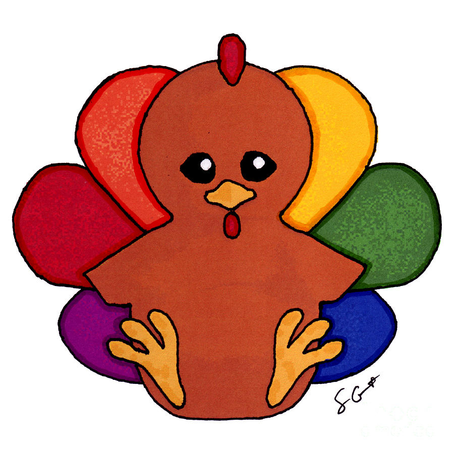 900x900 Drawing Of A Turkey Cartoon Thanksgiving Drawing Images