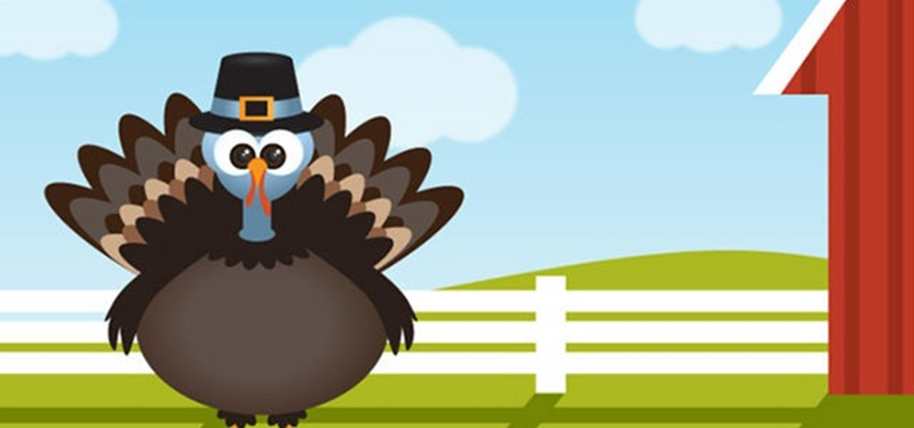 1280x600 How To Draw A Thanksgiving Turkey In Illustrator Step By Step