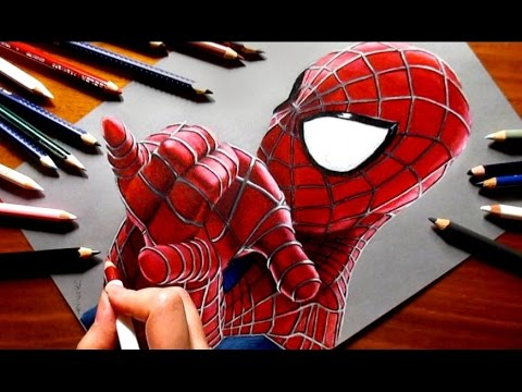 the amazing spider man 2 drawing at getdrawings free download