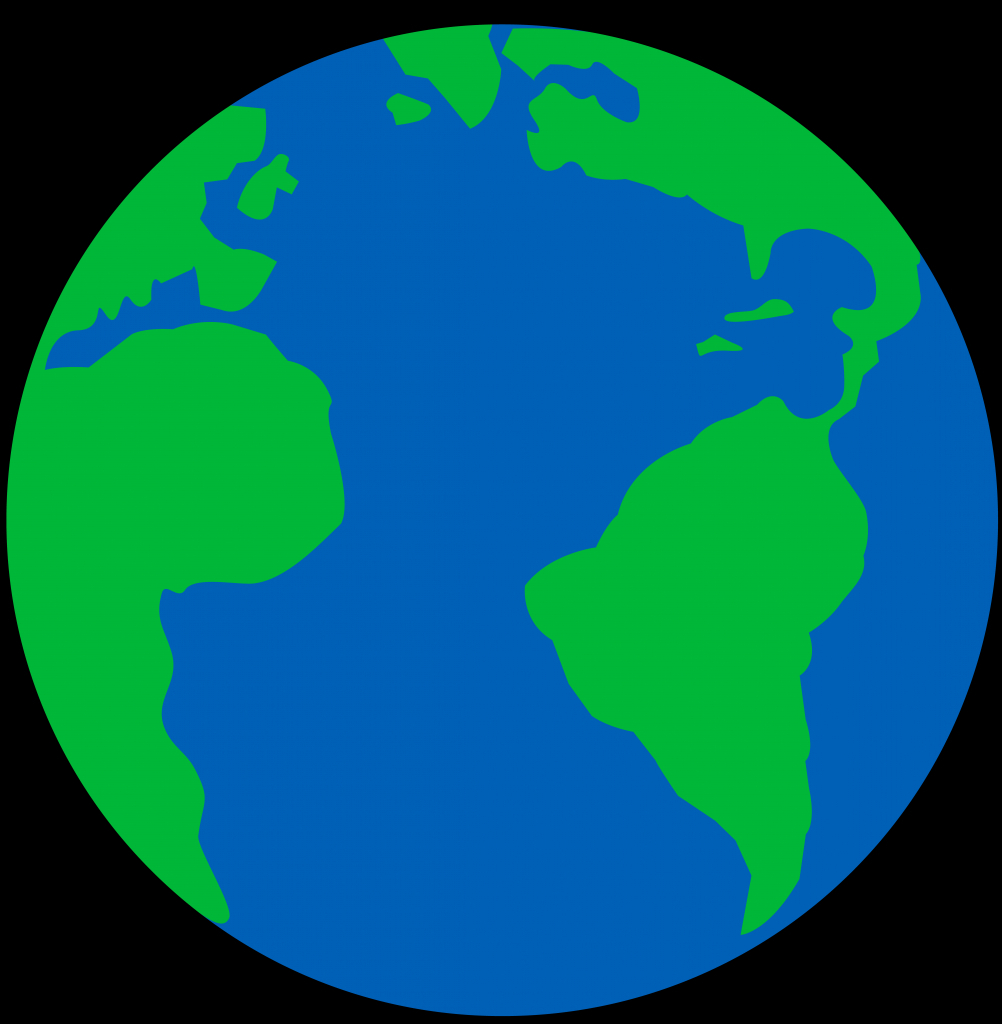 1002x1024 Drawing Of The Earth Earth Drawing Pictures How To Draw Earth Step