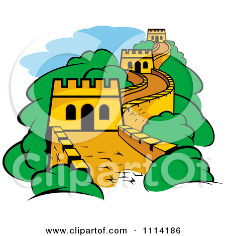 The Great Wall Of China Drawing at GetDrawings.com | Free for ...