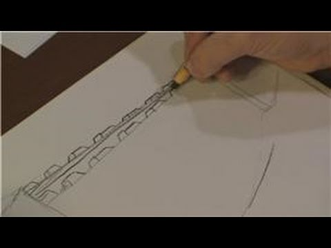 480x360 Drawing 101 How To Draw The Great Wall Of China For Kids