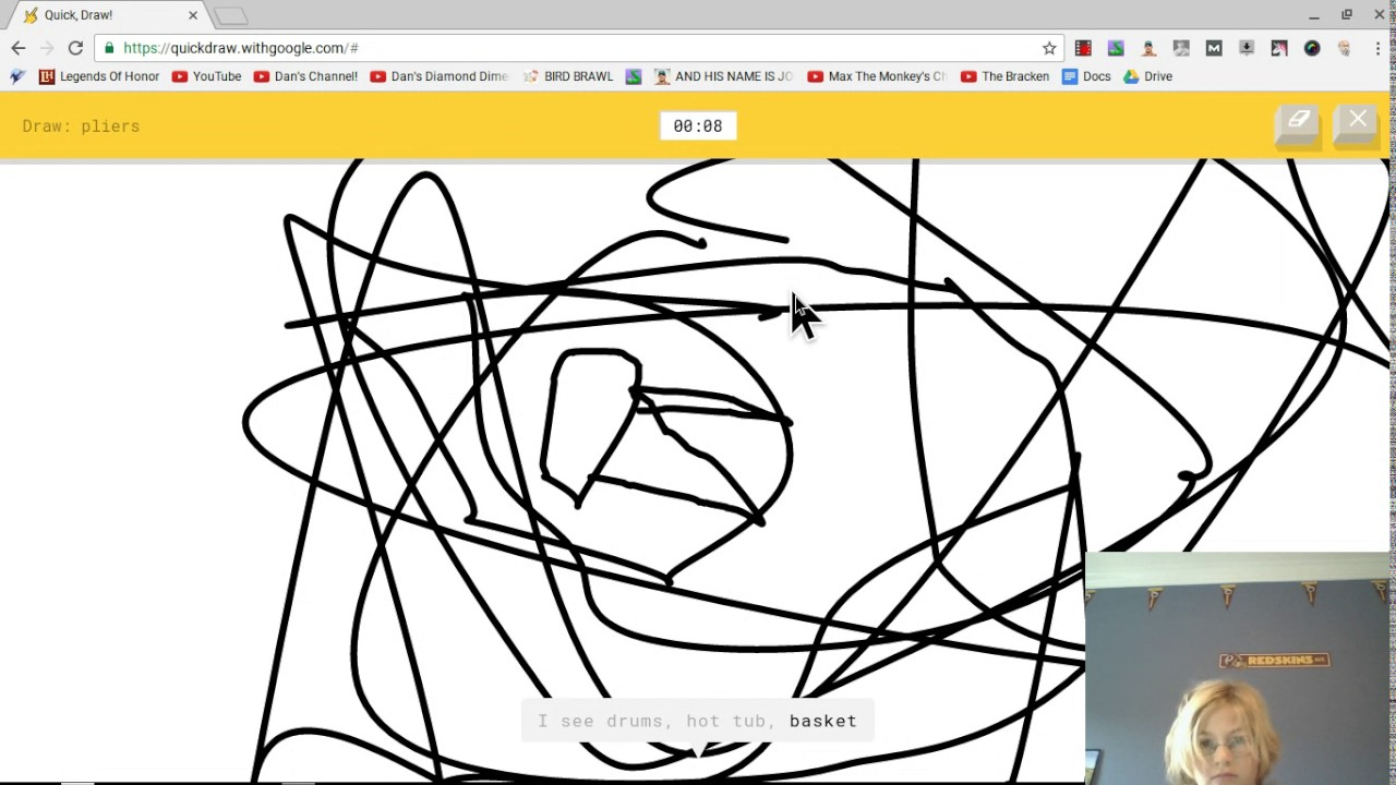 1280x720 Great Wall Of China! Google Quick Draw