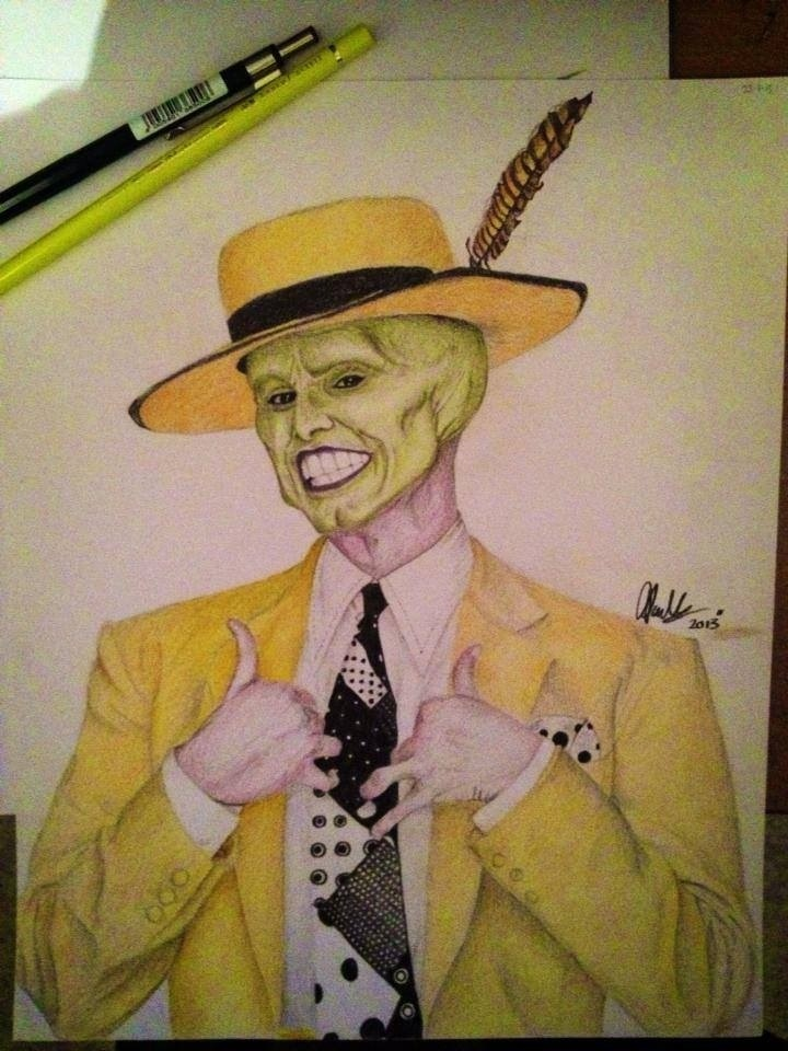 720x960 The Mask (Aka Jim Carrey) Domvav