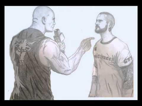 480x360 Wwe Drawings Dwayne The Rock Johnson Mehdi Free'Man