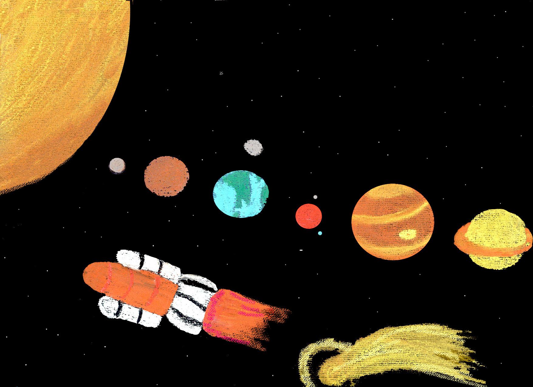 1755x1275 Exploration Of The Solar System Esahubble