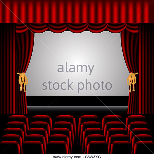 520x540 Theatre Curtains Theater Curtains Stock Photos Amp Theatre Curtains