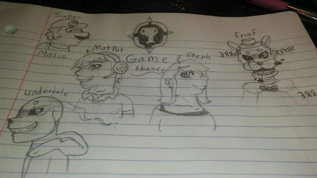 1024x576 Game Theory Drawing Game Theory Amino