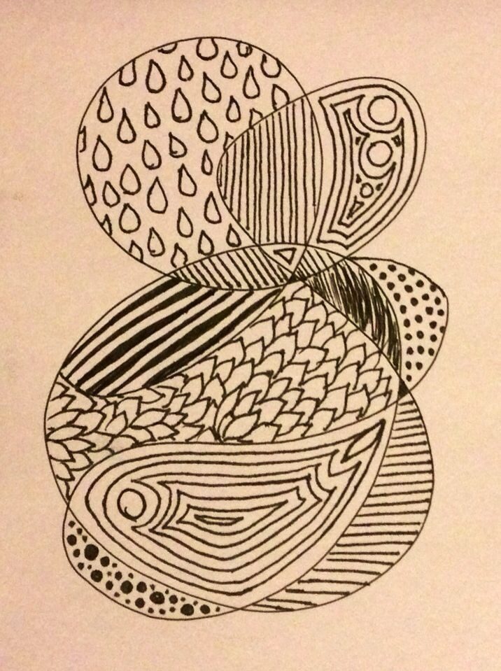 716x959 Scribble Drawing For Relaxation Create A Scribble On A Small