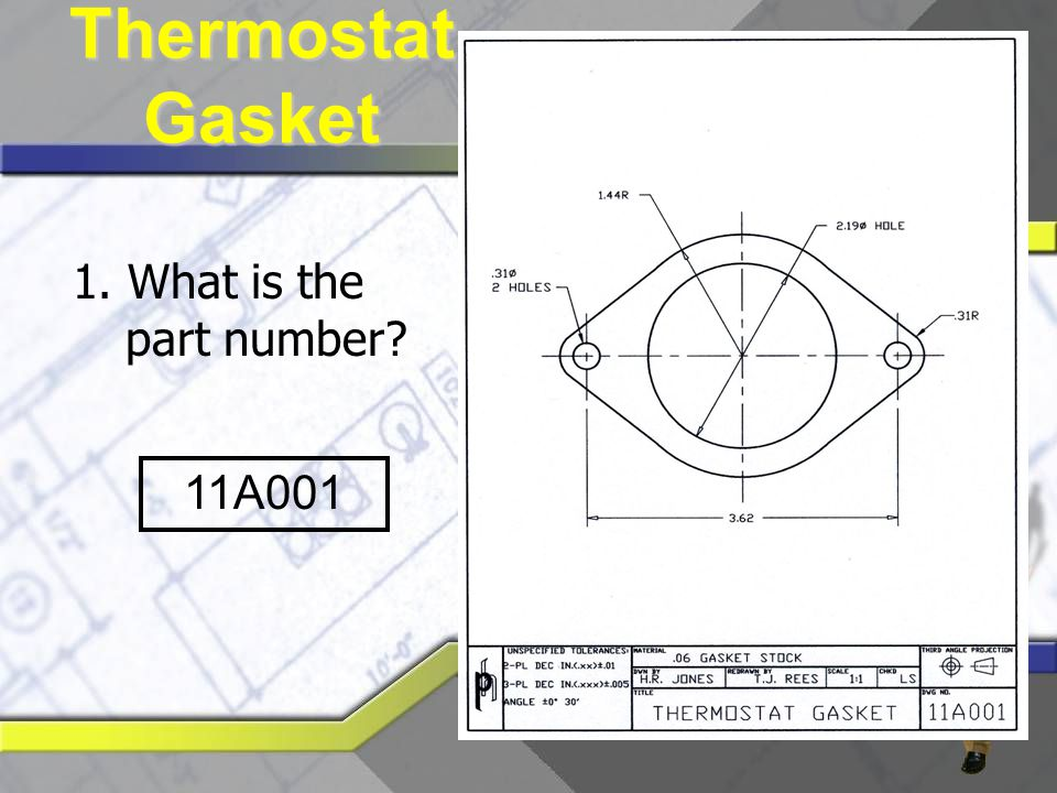 960x720 Reading Technical Drawings Test