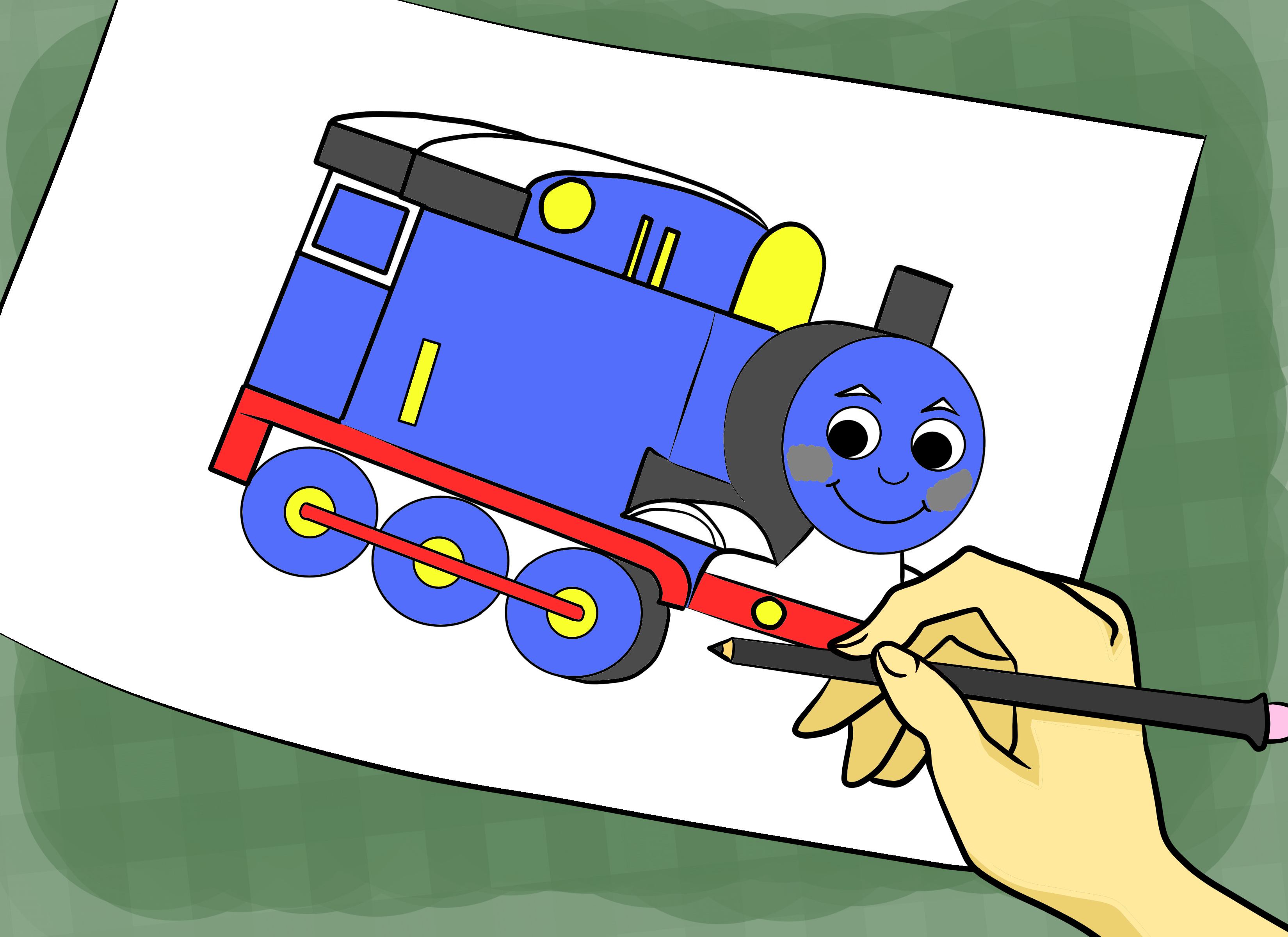 Thomas Drawing At Getdrawings Com Free For Personal Use