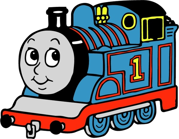 Thomas The Tank Engine Drawing at GetDrawings | Free download