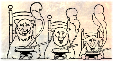450x245 The Crazy Old Woman A Strange Version Of Goldilocks And The Three