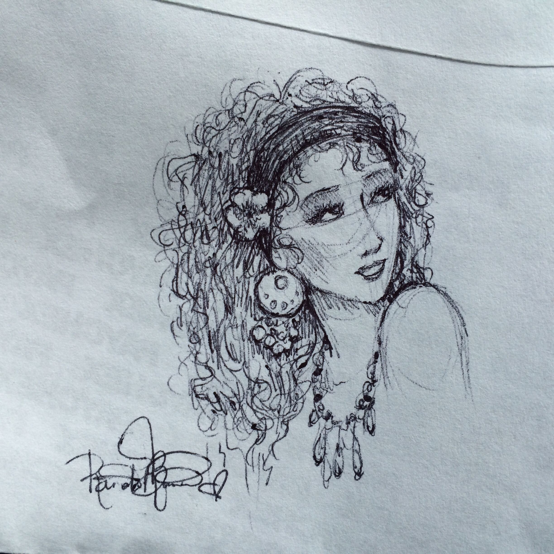 2448x2448 Art Of The Week Three Drawings Randilynnpedia