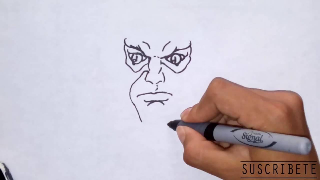 1280x720 Dibujar A Leono How To Draw Lion O