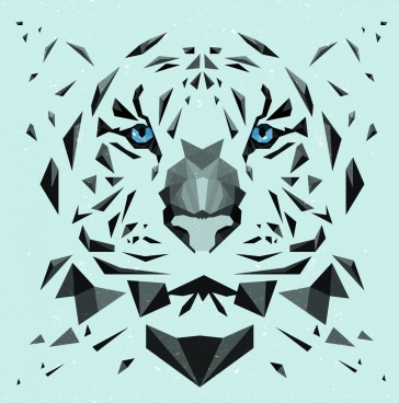 Tiger Face Drawing at GetDrawings.com   Free for personal use Tiger ...