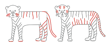 368x155 Tiger Lesson, Draw Write Now 7