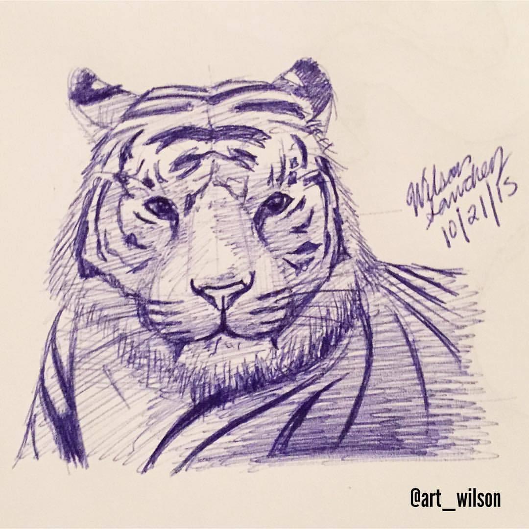 1080x1080 Wilson Sanchez Art Pen By @art Wilson Tip